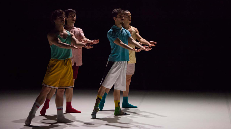 Balletto di Roma - inside-out